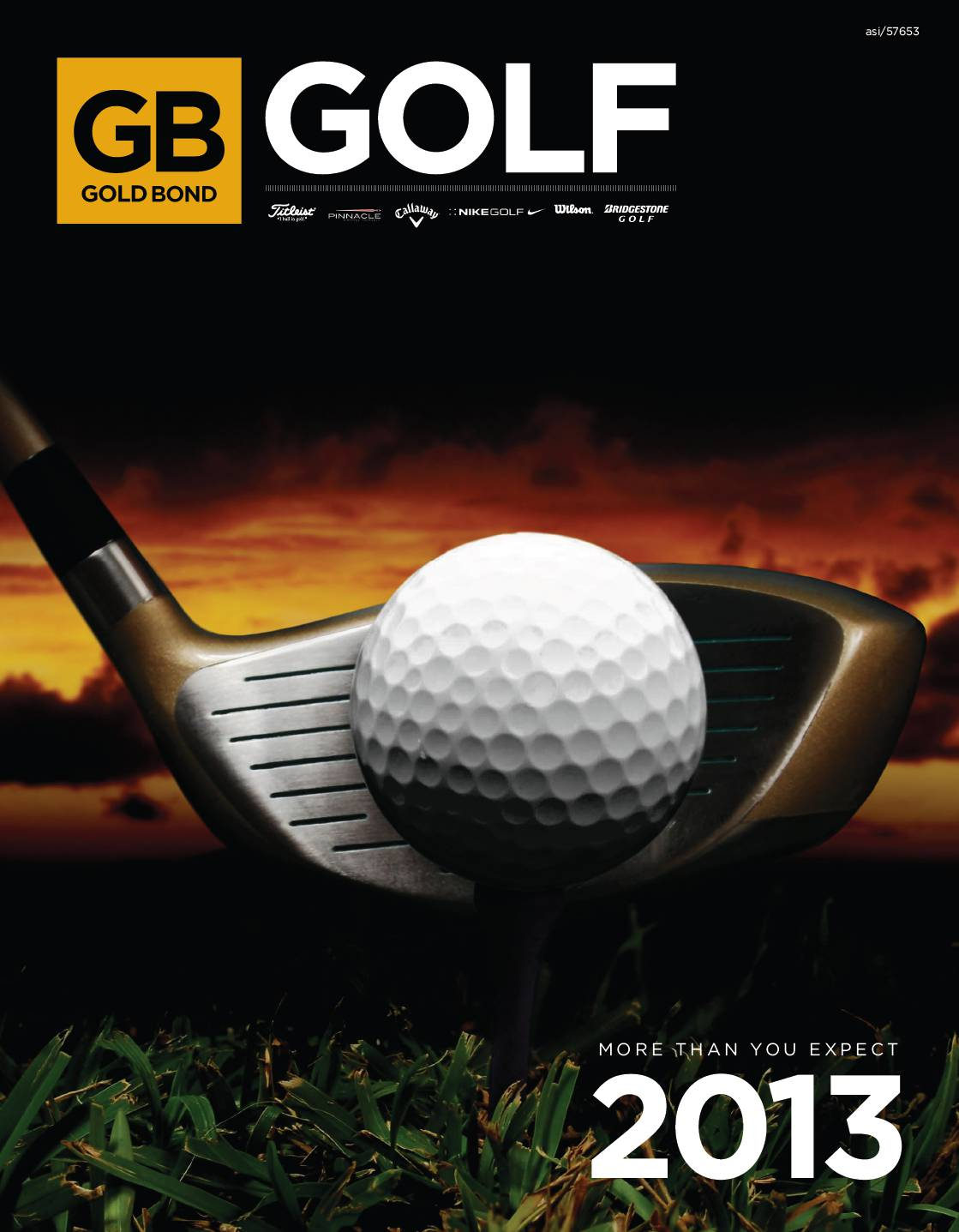 Golf Promotions and Specialties Catalog