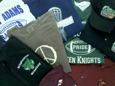 Printed,Screened,Embroidered Apparel Albany NY